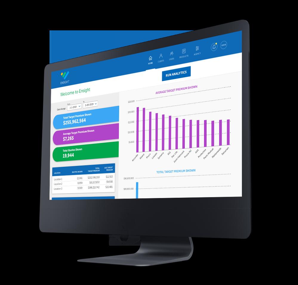 Data Analytics-Product page Hero